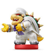 Wedding Outfit Bowser amiibo