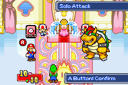 Bowser Fight - Mario and Luigi - Superstar Saga