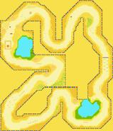 Désert Yoshi - MKSC (parcours)