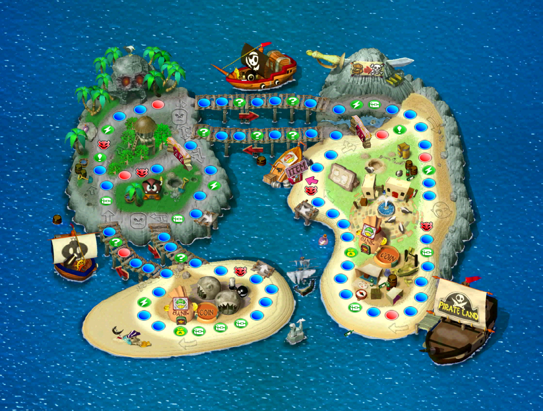 Pirate Land | MarioWiki | FANDOM powered by Wikia