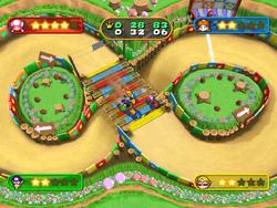 MP7 Screenshot Achter-Kart