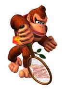 MTN64 Artwork Donkey Kong