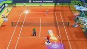 Mario Tennis Aces StadionOrange Welt