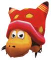 SMS Artwork Roter Elektro-Koopa