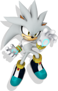 Silver the Hedgehog Actuality