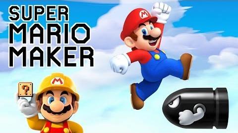 WATCH FOR DEATH!!! Super Mario Maker Gameplay 3