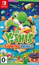 Yoshis Crafted World - Обложка Россия