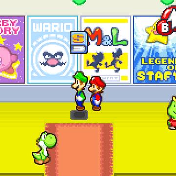Yoshi Theater Mariowiki Fandom
