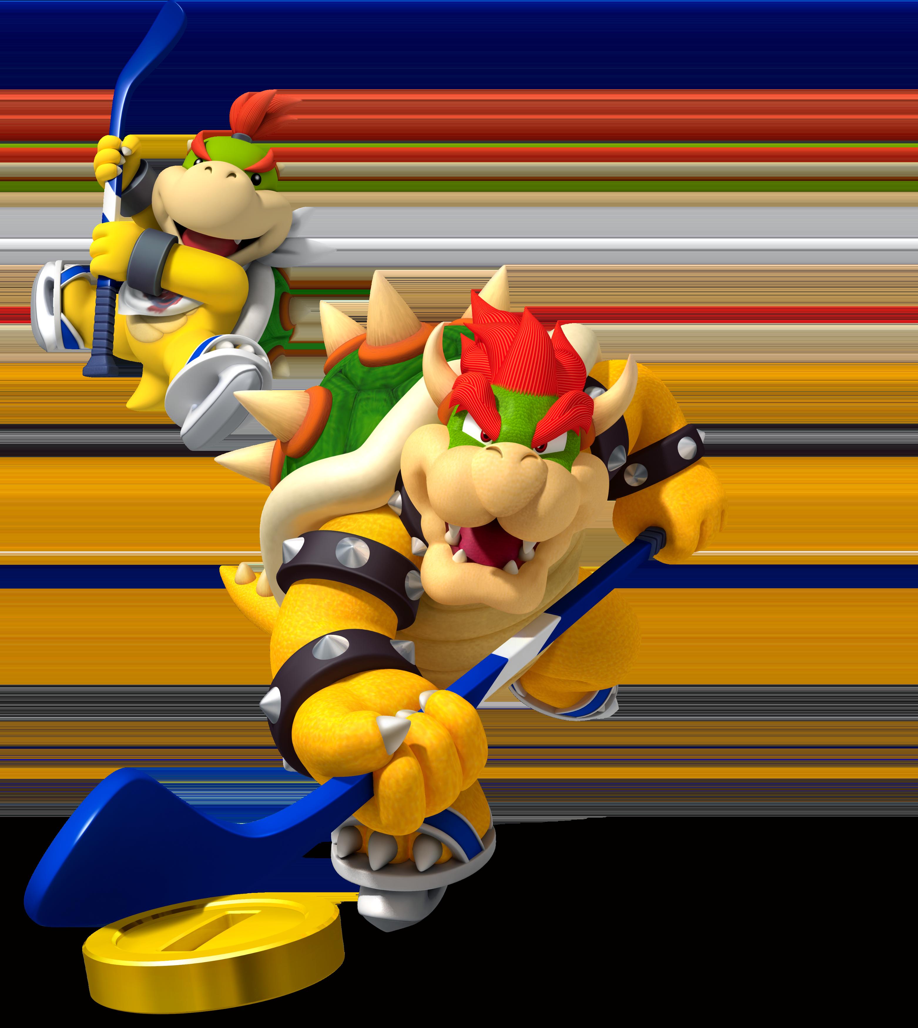 Bowser Jr Mariowiki Fandom Powered By Wikia Luigi Circuit Wii Super Mario Wiki The Encyclopedia Galaxy Bowserjrsportsmix