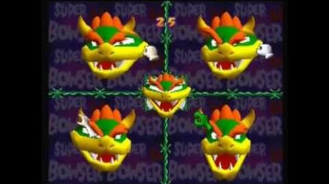 Mario Party 1- Bowsers Grimassen (Face Lift)