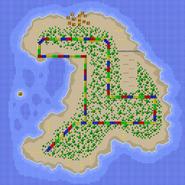 Plage Koopa 2 - SMK (parcours)
