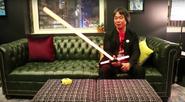 Миямото Световой меч
