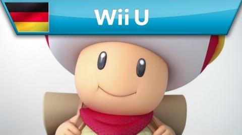 Captain Toad- Treasure Tracker - Ein brandneues Abenteuer wartet auf dich (Wii U)