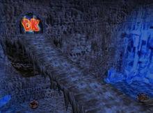 DK64 Screenshot Kristall Kaverne Lobby
