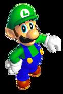 MP3 Artwork Luigi