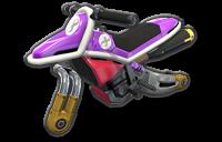Moto Standard violette 8