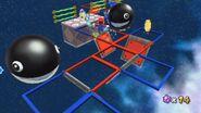 SMG2 Screenshot Schüttelklapp-Galaxie 2