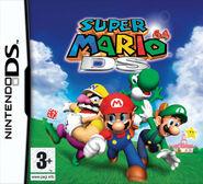 Super Mario 64 DS - Europa