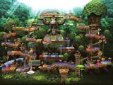 Le Temple de la Jungle de DK