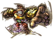 Donkey Kong - MSCF