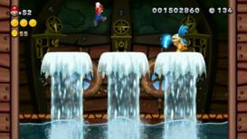 Larry Koopa New Super Mario Bros. U