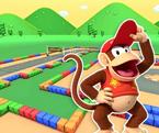 MKT Sprite SNES Marios Piste 3