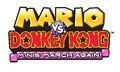 Mario vs. Donkey Kong 3 Logo (US)