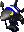 SMRPG Sprite Bandana Blue