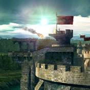 SSBB Sprite Die belagerte Burg
