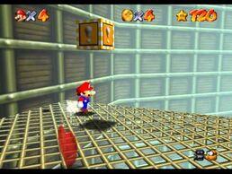Super Mario 64 Reloj Tic Tac