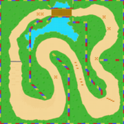 180px-GBA Donut Plains 1 map