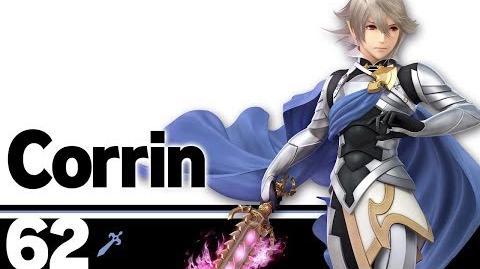 62 Corrin – Super Smash Bros