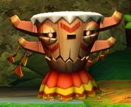 DKCR Screenshot Riesen-Tiki Taka