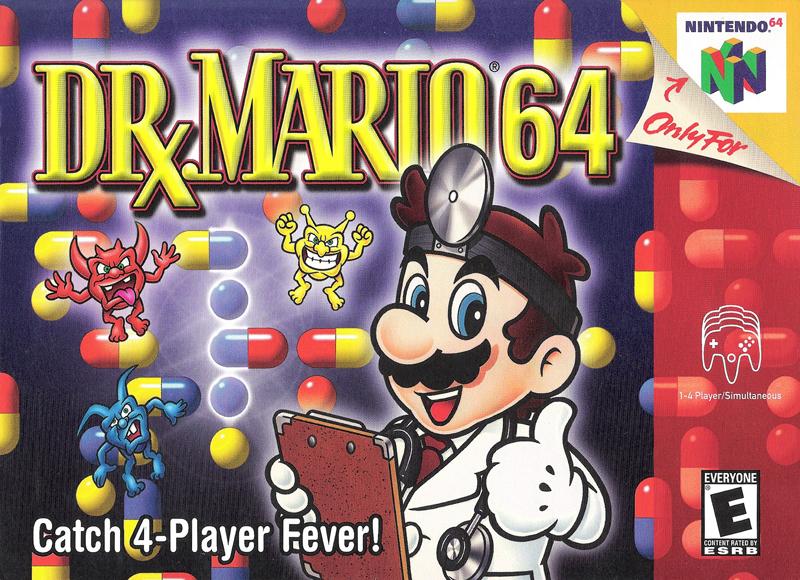 Dr  Mario 64   MarioWiki   FANDOM powered by Wikia