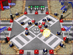MP4 Screenshot Bob-omb-Kreuzung