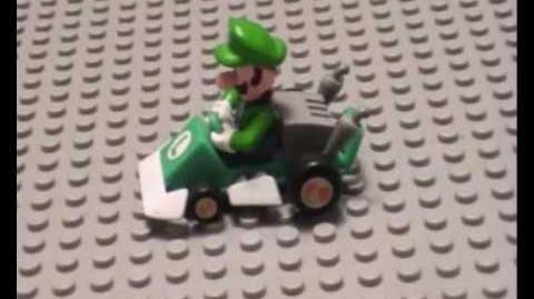 Mario Kart Animation 2!