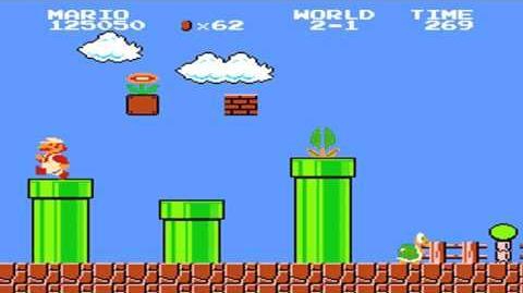 Super Mario Bros. - World 2-1