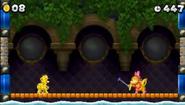 Wendy O. Koopa en New Super Mario Bros. 2
