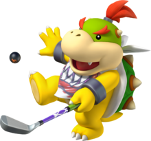Artwork Bowser Jr World Tour
