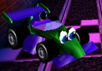DK64 Screenshot Rennwagen