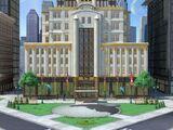 Hôtel de ville de New Donk City