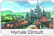 Hyrule Circuit Icon