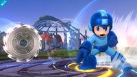 Megaman Wii U Screen 4