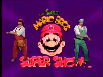 The Super Mario Bros Super Show Mariowiki Fandom