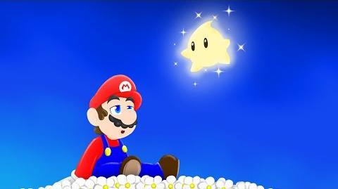 Super Mario Galaxy~The Beginning-Speedpaint