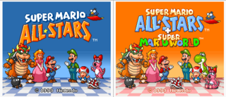 TitleScreen Differences