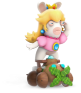 Lapin Peach (DK Adventure)