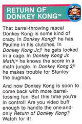 Return of Donkey Kong
