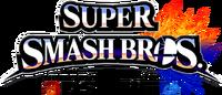 SSB. Wii U 3DS Logo