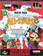 Super Mario All-Stars promo